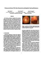 Photometric Stereo With Non-Parametric and Spatially-Varying Reflectance