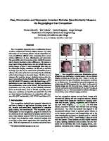 Pose, Illumination and Expression Invariant Pairwise Face-Similarity Measure via Doppelgänger List Comparison